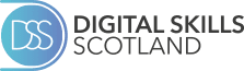 digital skills scotland logo